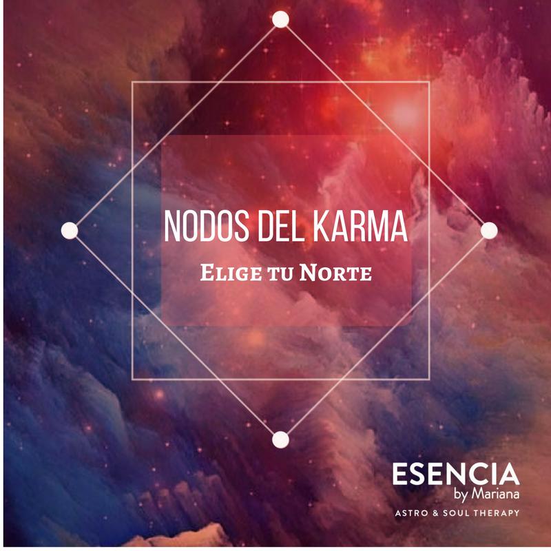 ECLIPSES & NODOS DEL KARMA: ELIGE TU NORTE