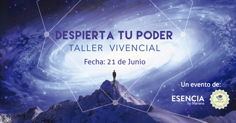 Despierta tu Poder: Taller Vivencial (Luna Nueva en Cáncer)