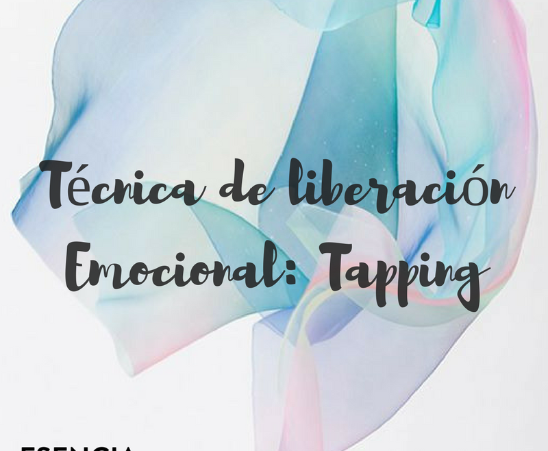 TAPPING PARA LA LIBERACIÓN EMOCIONAL