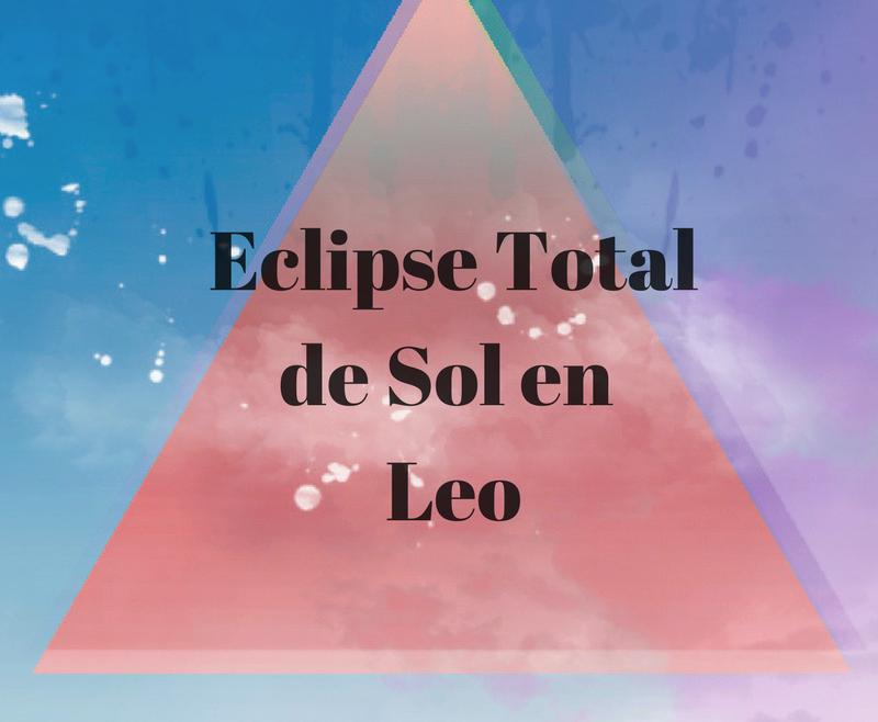 Eclipse total de Sol en Leo