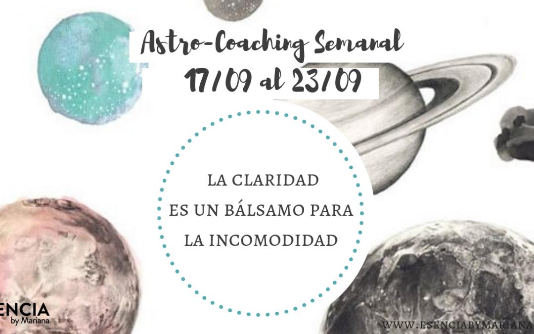 ASTROCOACHING SEMANAL: 17 SETIEMBRE – 23 SETIEMBRE